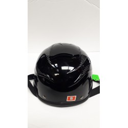 Novelty Flame Black/Carbon helmet