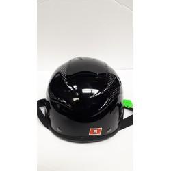 Novelty Flame Black/Carbon helmet