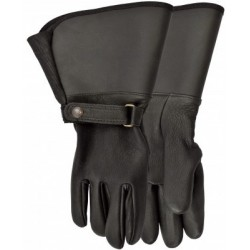 UNLINED GAUNTLET GLOVES