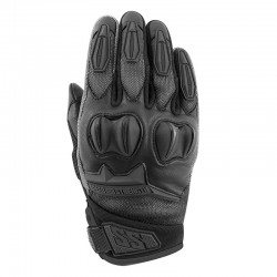 SPELLBOUND™ Leather / Mesh Gloves Black by Speed & Strength