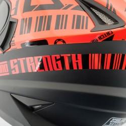FAST FORWARD™ SS1310 Helmet Charcoal / Black
