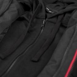 SPELLBOUND™ Ladies Textile Jacket Red by Speed & Strength