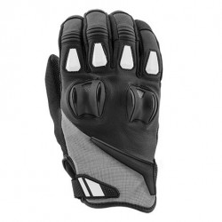 Joe Rocket's - ATOMIC Glove Grey / White / Black