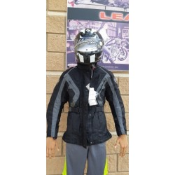 Rhyno Touring Jacket Grey / Black