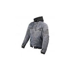OFF THE CHAIN™ 2.0 Textile Jacket Vintage Black by Speed & Strength