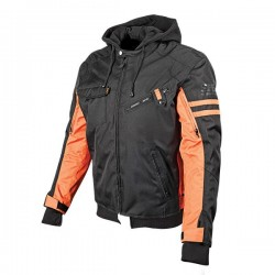 OFF THE CHAIN™ 2.0 Textile Jacket Black /Orange