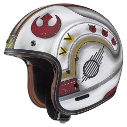 IS-5 X-Wing Rebel Fighter Helmet HJC