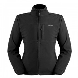MOBILE WARMING WOMEN'S JACKET BLACK