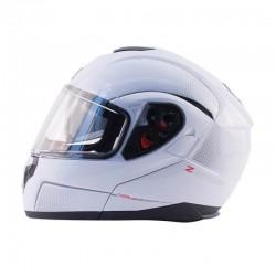 Modular Flip up Helmet Z-MOD10 ATOM Pearl White