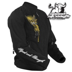 Speed & Strength Tucker Rocky Tough Love WOMENS Jacket Gold/Black