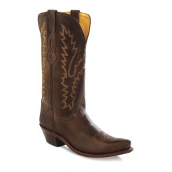 Ladies LF1534 Brown Canyon Fashion Wear Boots-Old West