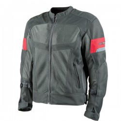 PHOENIX 13.0 MESH Jacket Grey red / black - By Joe Rocket
