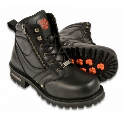 Milwaukee Men's Motorcycle Boots WIDE 3E MBM9050W