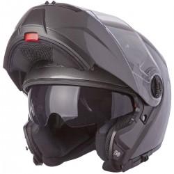 Strobe FF325 Modular black Helmet by LS2