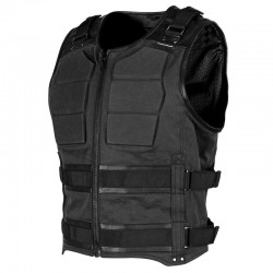 TRUE GRIT™ ARMORED VEST BLACK by Speed& Strength