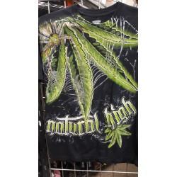 Natural High Short sleeve T SHIRT