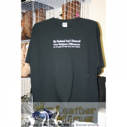 Divorced due to Religious Reasons Tee