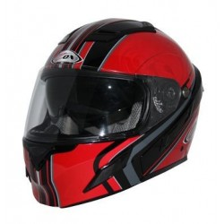 Zox BRIGADE SVS Mission Red Modular Helmet