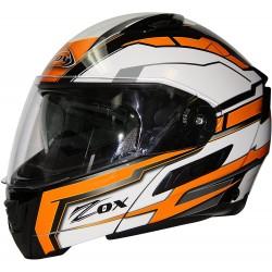 Zox Condor SVS Modular Helmet Delta Orange