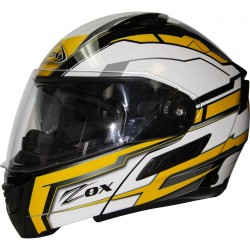 Zox Condor SVS Modular Helmet Delta Yellow