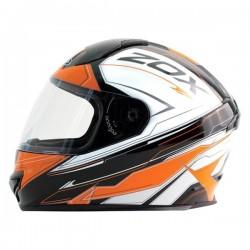 Full face Helmet Thunder R2 Spirit Dark Silver