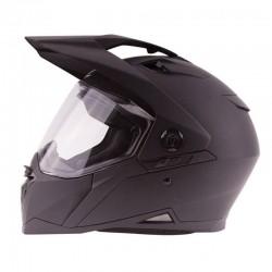 Dual sport Helmet Z-DS10 Matte Black