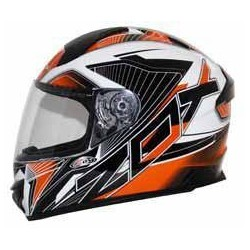 Full face Helmet Thunder R2 Force Orange