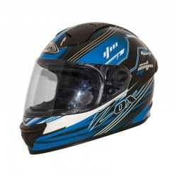 Full face Primo SVS Hero Blue Helmet