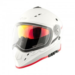 RKT 25 Series Tri Sport – Solar Flare Red - White