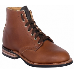Canada West 2901 Pecan Tumbled WM. Moorby® Signature Series Boots
