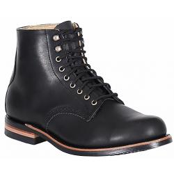 Men's WM. Moorby® 2835 Black Loggertan Boots