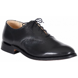 Men's WM. Moorby® 2839 Black Malibu Oxford Boots