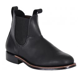 Men's CANADA WEST® Romeos - 14346 Black Loggertan Boots