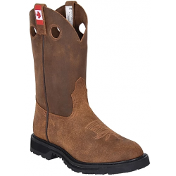 Canada West 8117 Aged Bark Desperado Men's Brahma Spongy Ropers