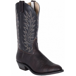Canada West 6985 Brown Oiled Bullhide Men's Bullrider Boot