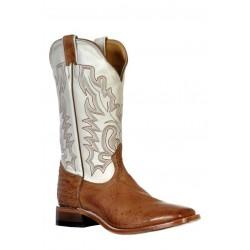 Boulet 9532 Mad Dog Ranger Ostrich Boots