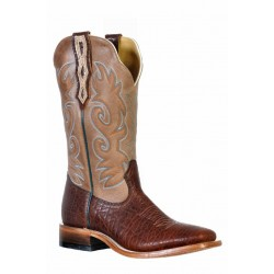 Boulet 9330 Utta Whisky Wide Square Toe Boots