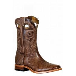 Boulet 9344 Shoulder Taurus Noce Wide Square Toe Boots