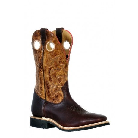 Boulet 9348 Grizzly Mountain Wide Square Toe Boots