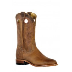 Boulet 9356 HillBilly Golden Round Toe Boots