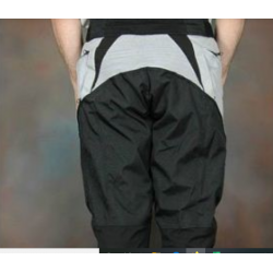 Hell and Back pant speed & strength Grey / black