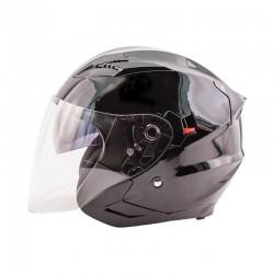 Journey Openface Helmet Black by Zox