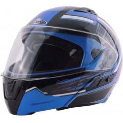 Modular Flip up Helmet Condor SVS Vision Blue