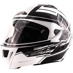 Modular Flip up Helmet Condor SVS Vision White