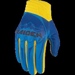 Icon Glove - RAIDEN ARKAIS Blue