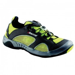 BAFFIN BVI SHOES Charcoal / Lime size 14