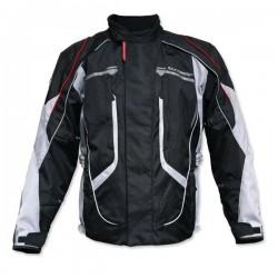 Ladies Advanced Jacket Black / Grey by Tour Master