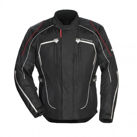PLUS SIZE - Ladies Advanced Jacket BlaCK by Tour Master