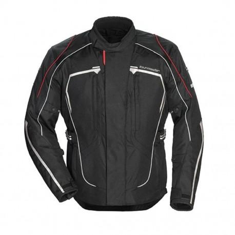 TALL - MENS ADVANCED Jacket Black by Tourmaster