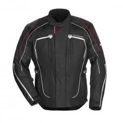 MENS ADVANCED Jacket Black by Tourmaster